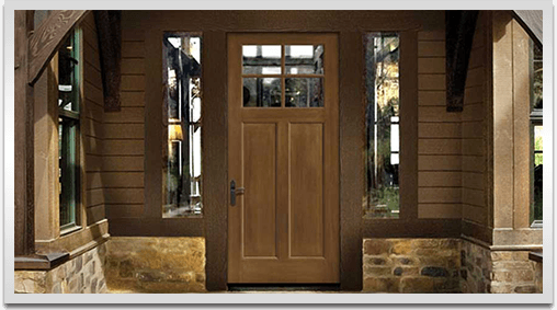 Therma Tru entry door systems