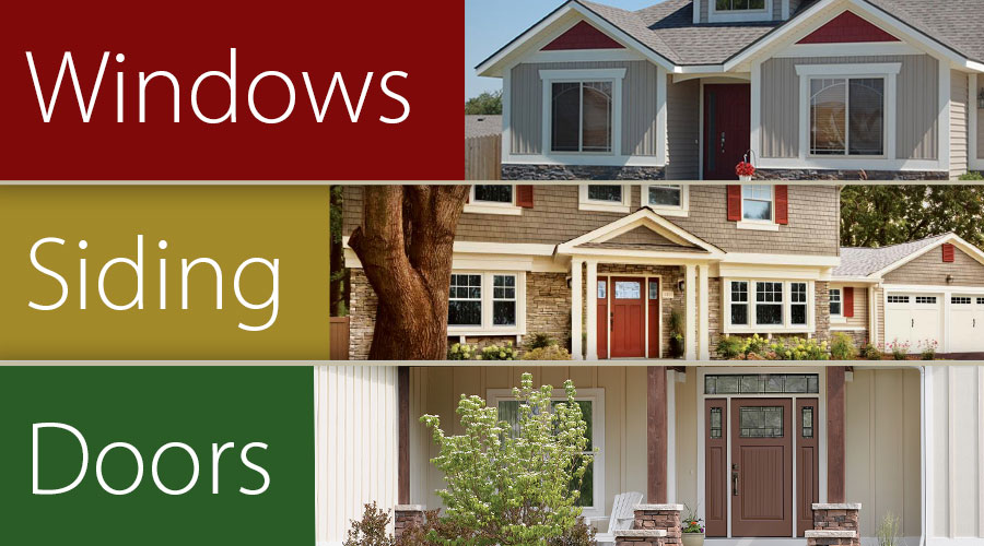 There Are Inevitable Instances Over A Home S Lifetime That Will See The Need To Replace Major Things Such Windows Doors And Siding