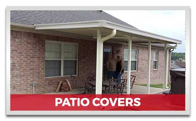 Patio Cover Central Arkansas